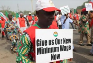 TUC, Minimum Wage, Buhari, Labour