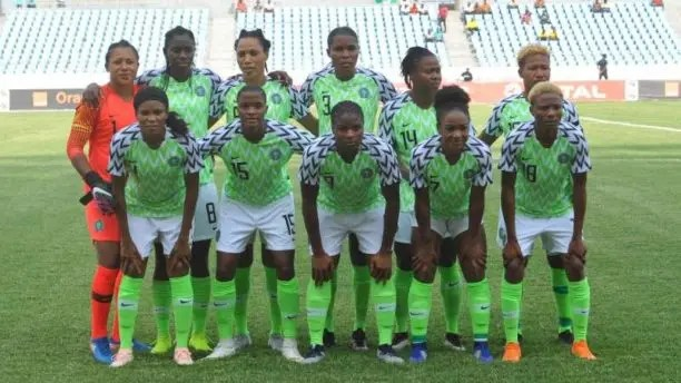Super Falcons qualify for Round of 16, to play Germany