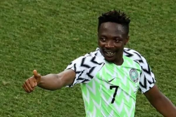 Super Eagles Coach drops Kelechi Iheanacho, Semi Ajayi from Nations cup squad