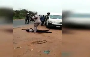 Bus driver kills two while running away from Customs in Ogun