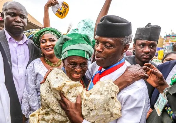Extreme poverty in Nigeria gives me sleepless nights – Osinbajo