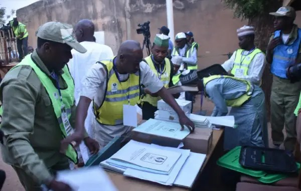 Rerun: Inec Trains 100 Nysc Members in Ogun