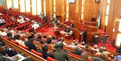 Senate, oil producing state