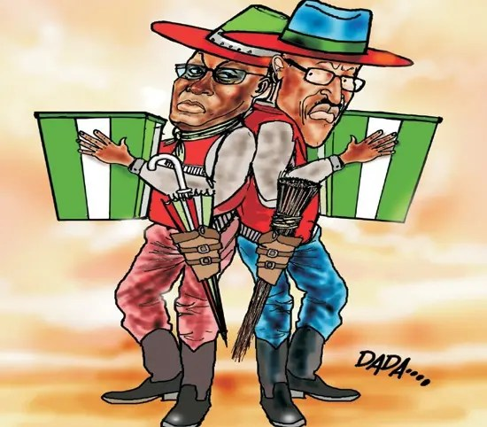 Atiku vs Buhari: War as supporters tweet #Atikucoming, #Atikubusted, #Buharistaying, #Buharitill2023 - Vanguard News