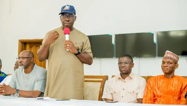 Group hails Obaseki/Shaibu's prudent use of state's resources