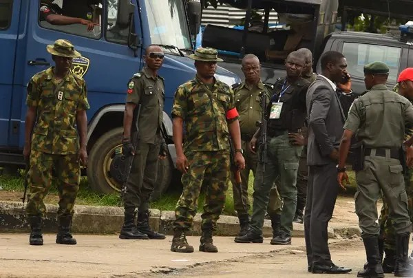 Police uncover alleged   plans to disrupt  May 29 inauguration in Ogun