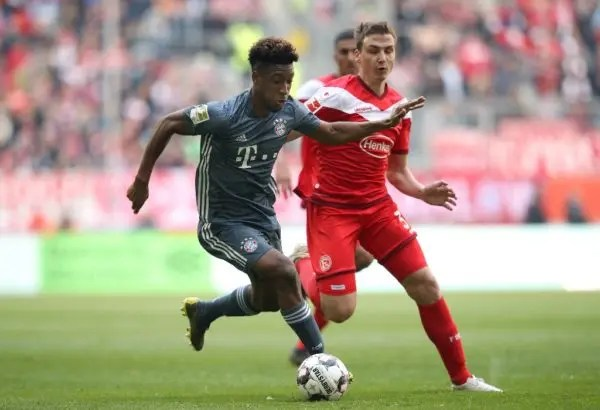 Bayern Thrash Frankfurt, Wins 7th Consecutive Bundesliga Title