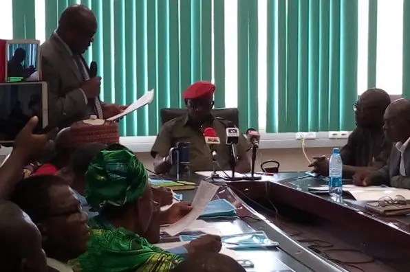 Dalung inaugurates Edo 2020 Main Organising Committee