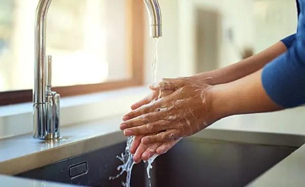 Hand washing is critical to general wellness —Toyin Saraki