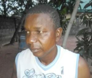 Mr Marcel Amadi
