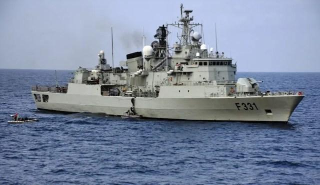 Navy, ship