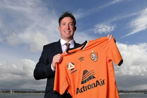 Former Liverpool striker Robbie Fowler to coach Brisbane Roar