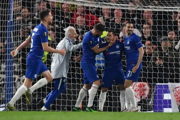 Europa League, Chelsea