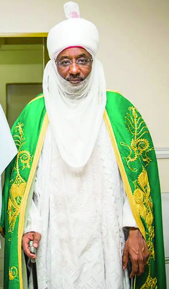 Kano Palace Chief insists he was sacked, seeks reinstatement