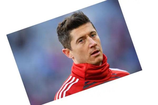 Lewandowski  Lewandowski: PSG, United eyeing Bayern frontman #Nigeria Lewandowski