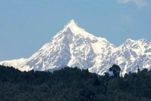 Mount Kanchenjunga