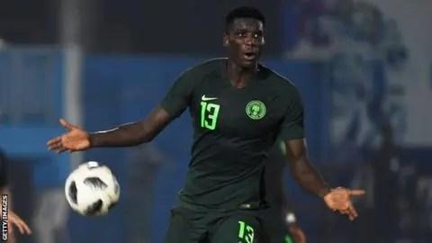 Paul Onuachu  Onuachu happy to make Super Eagles squad #Nigeria Paul Onuachu