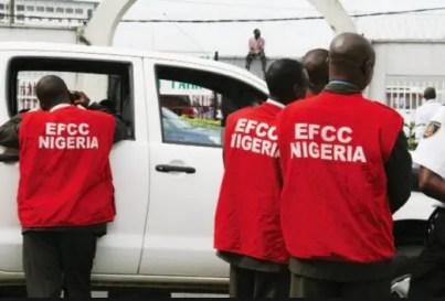 EFCC arraigns two for N103m fraud