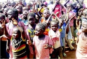 UN, children, ISWAP
