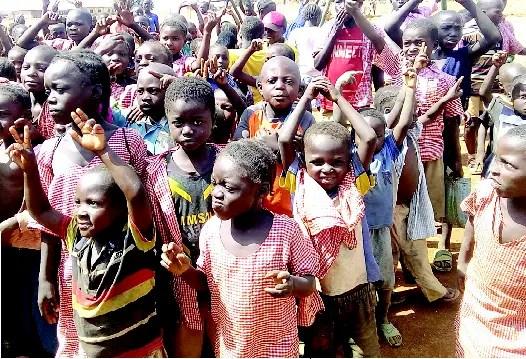UN, children, ISWAP school