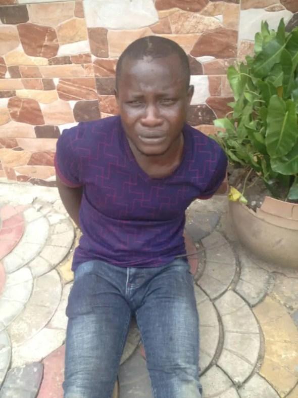 Image result for Internet Black Mailers Arrested In Lagos