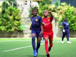 Barça academy; Grooming future football stars from Nigeria
