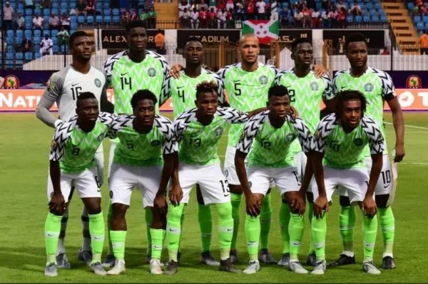 Super Eagles  I cannot, and shall not, celebrate this Bronze! #Nigeria Super Eagles e1561243258718