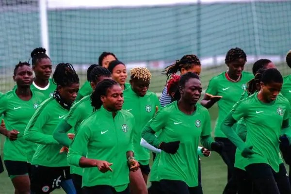 Norway too strong for Nigeria at Women's World Cup