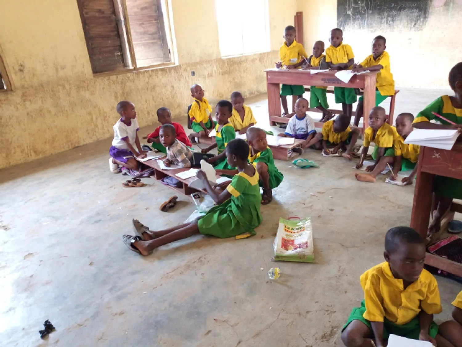 In Akwa Ibom, pupils still sit on floor to learn - Vanguard