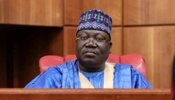 Those accusing NASS of tampering with Electoral Act Amendment report are rabble-rousers ― Lawan