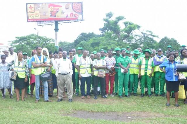 Benin City, Edo Clean up Edo