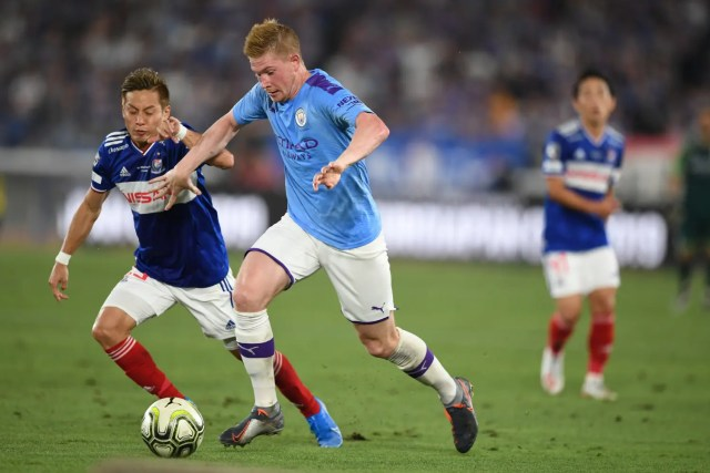 De Bruyne, Man City