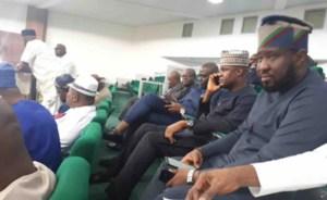 Edo lawmakers storm