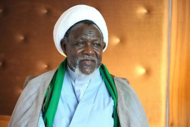 UPDATE: El-Zakzaky, wife arrive Abuja, taken into DSS custody