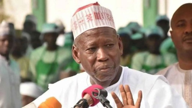 Ganduje pledges unflinching support for Implementation of health sector