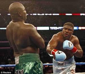 Samuel Peter, Boxing