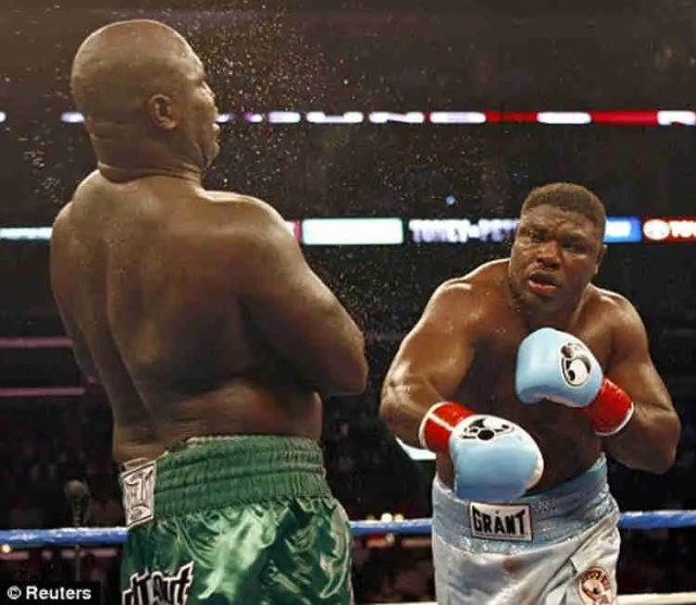 Samuel Peter,  Boxing  Boxing: Samuel Peter Confronts Fury #Nigeria Peter