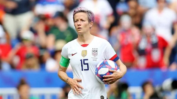 Rapinoe, US World Cup, White House, Nigeria news, Vanguard news