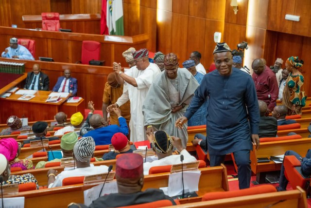 kidnapping: We are not getting the best from Security Architecture — Senate