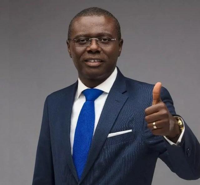 Sanwo-Olu, commissioners