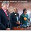 Siemens, electricity, Nigeria