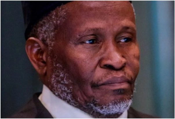 Breaking: Buhari forwards Tanko Muhammad's Name to Senate for confirmation as CJN   As Buhari writes Senate on Appointment of 15 Special Advisers