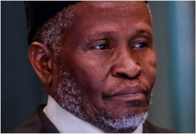 Tanko Muhammad, Buhari, CJN, Court