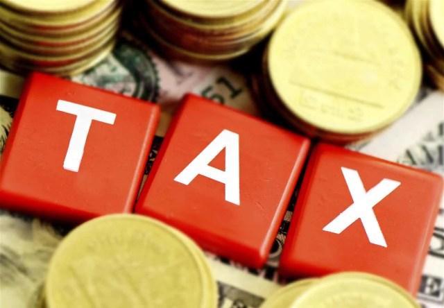 Tax, Anambra, VAT
