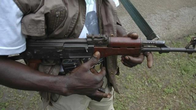 security, Gunmen