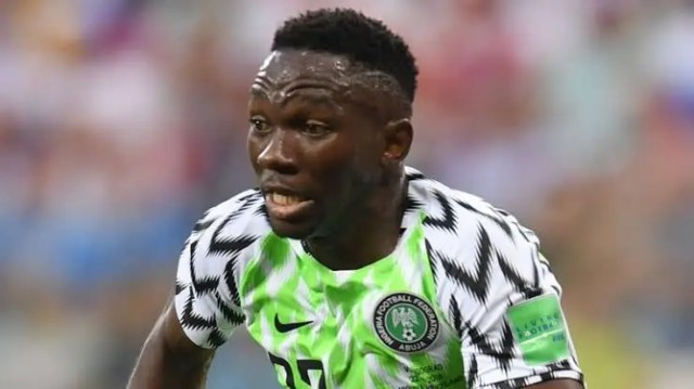 Omeruo sees brighter future for Super Eagles