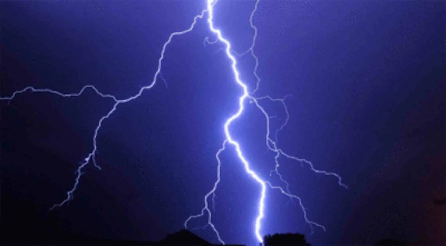 Lightning in Poland kills five and injures more than 100