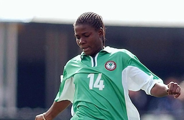 Minister mourns ex-Falcons Star, Chiejine