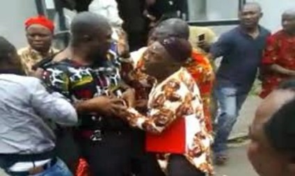 Biafra: Lawyer files criminal complaint against Kanu at ICC, seeks arrest warrant