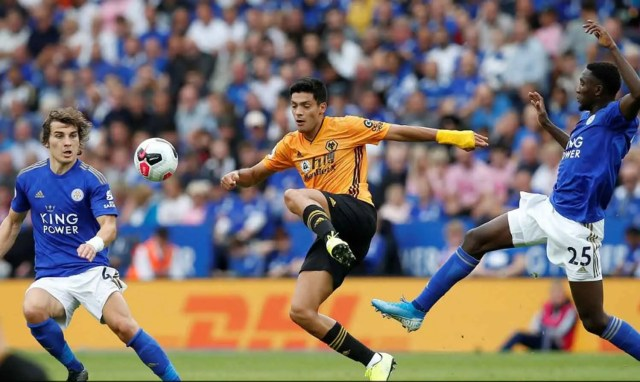 Leicester-Wolves, VAR